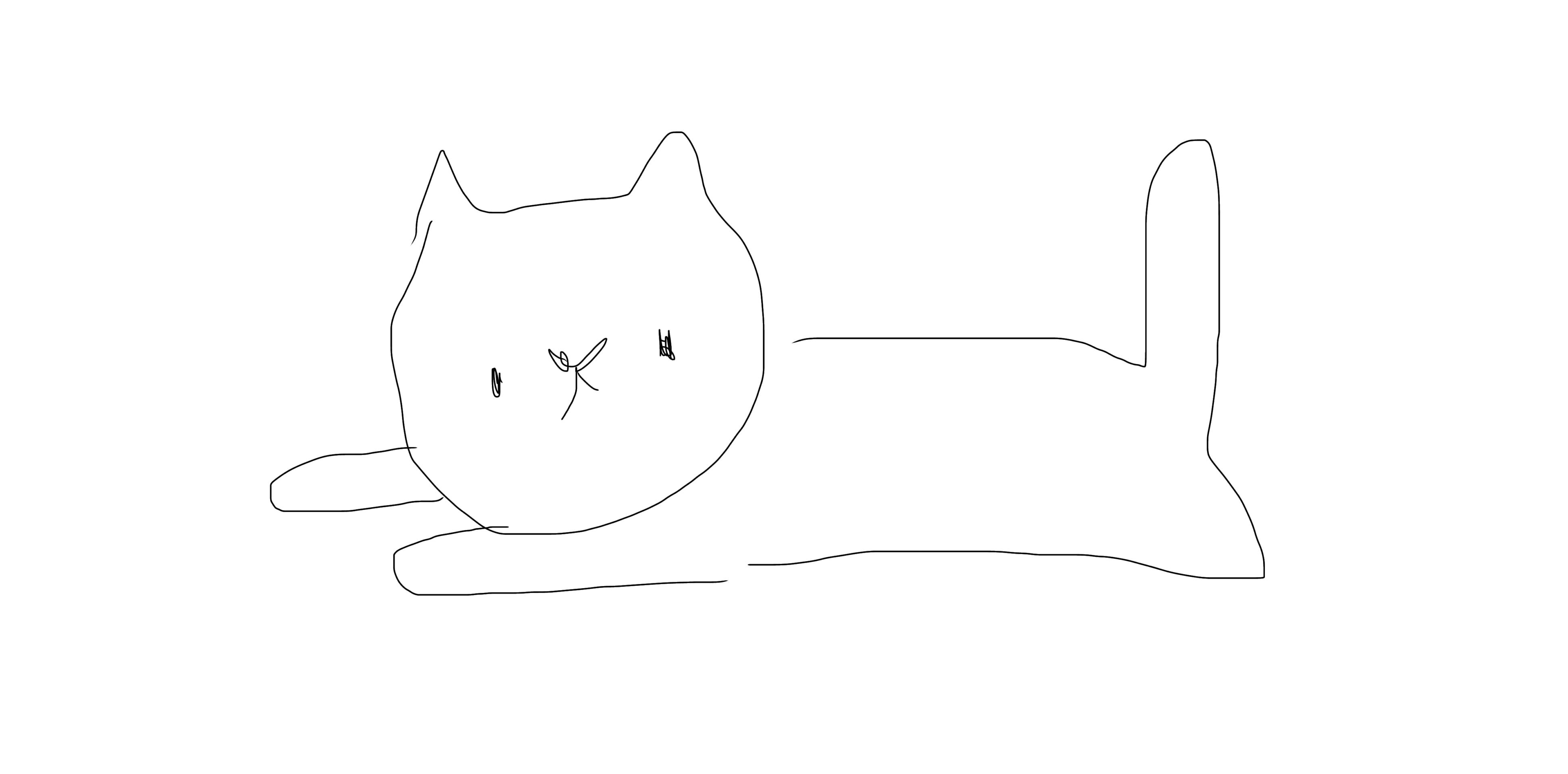 猫、うちにいます。
